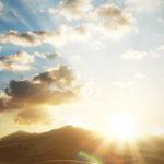 안상홍님은 육체로 오신 하나님 – 구름 타고 오신다는 예언